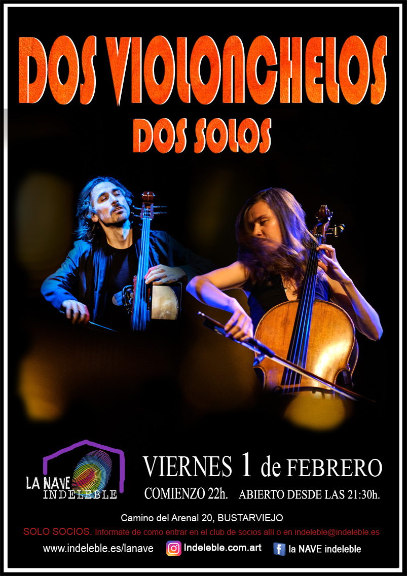 Dos violonchelos MEILING2